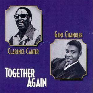 Album  Cover Clarence Carter - Together Again on MCA SPECIAL Records from 1995