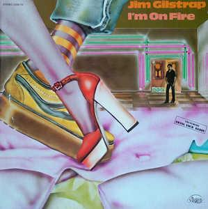 Album  Cover Jim Gilstrap - I'm On Fire on CHELSEA Records from 1975