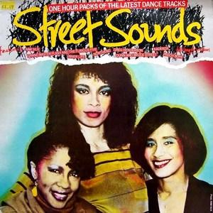 Front Cover Album Various Artists - Street Sounds Edition 1