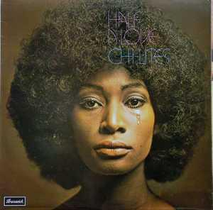 Album  Cover The Chi-lites - Half A Love on BRUNSWICK Records from 1975