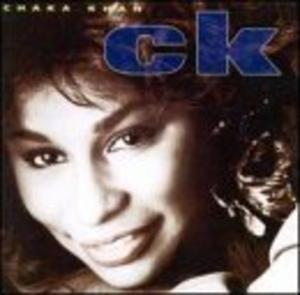 Album  Cover Chaka Khan - C.k on WARNER BROS. Records from 1988