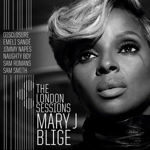 Front Cover Album Mary J. Blige - The London Sessions