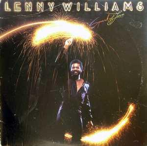 Front Cover Album Lenny Williams - Spark Of Love