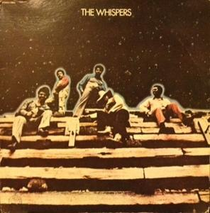Album  Cover The Whispers - The Whispers (soul Clock) on SOUL CLOCK Records from 1971