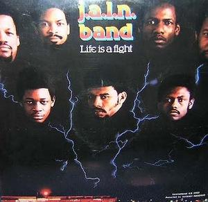 Album  Cover J.a.l.n. Band - Life Is A Flight on MAGNET LTD. (EMI LTD.) Records from 1976