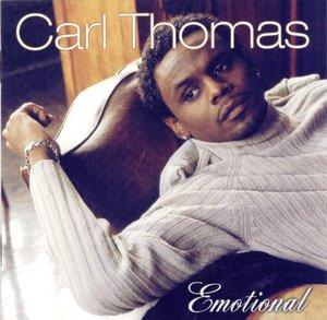 Album  Cover Carl Thomas - Emotional on BAD BOY Records from 2000