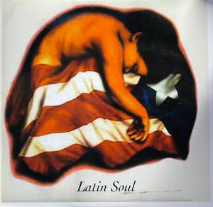 Album  Cover Lugo - Latin Soul on LOVE KISS Records from 2003