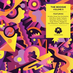 Album  Cover Various Artists - Tokyo Dawn Records The Boogie Volume 5 on TOKYO DAWN Records from 2016