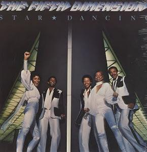Album  Cover The Fifth Dimension - Star Dancing on MOTOWN Records from 1978