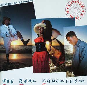 Album  Cover Loose Ends - The Real Chuckeeboo on VIRGIN Records from 1988