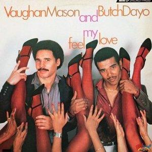 Album  Cover Vaughan Mason - Feel My Love on SALSOUL Records from 1983