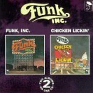 Album  Cover Funk Inc. - Chicken Lickin' on PRESTIGE Records from 1972