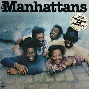 Album  Cover The Manhattans - The Manhattans on COLUMBIA Records from 1976