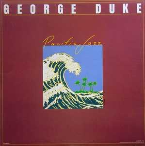 Front Cover Album George Duke - Pacific Jazz