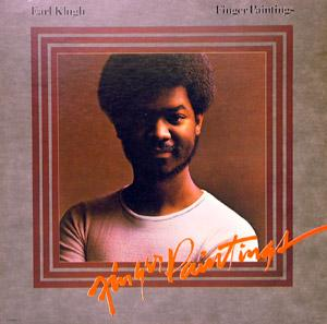 Album  Cover Earl Klugh - Finger Paintings on BLUE NOTE Records from 1977