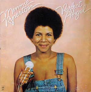 Album  Cover Minnie Riperton - Perfect Angel on EPIC Records from 1974