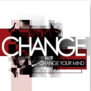 Front Cover Album Change - Change Your Mind