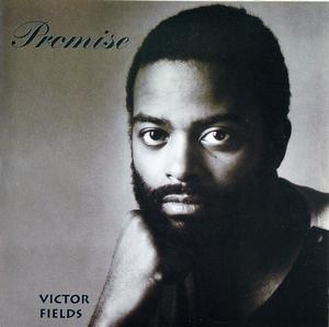 Front Cover Album Victor Fields - Promise