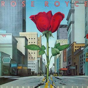 Album  Cover Rose Royce - Stronger Than Ever on EPIC Records from 1982