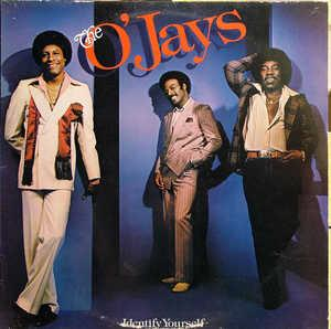 Album  Cover The O'jays - Identify Yourself on PHILADELPHIA INTERNATIONAL Records from 1979