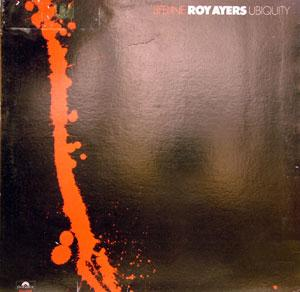 Front Cover Album Roy Ayers - Lifeline