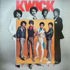 Album  Cover Kwick - Foreplay on CAPITOL Records from 1983