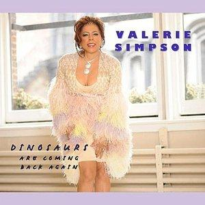 Album  Cover Valerie Simpson - Dinosaurs Are Coming Back Again on HOPSACK & SILK Records from 2012