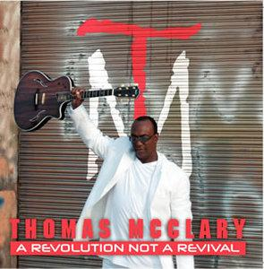 Album  Cover Thomas Mcclary - A Revolution Not A Revival on 5TH AVENUE Records from 2008