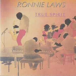 Album  Cover Ronnie Laws - True Spirit on PAR Records from 1989