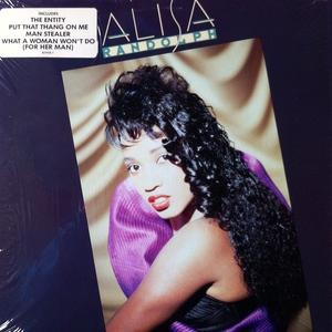 Album  Cover Alisa Randolph - Alisa Randolph on ATLANTIC Records from 1990