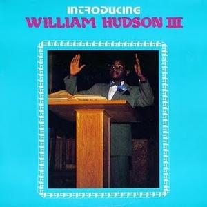 Album  Cover William Hudson Iii - Introducing on  Records from 1985