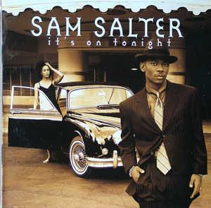 Front Cover Album Sam Salter - It's on Tonight