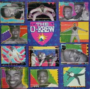 Album  Cover The U-krew - The U-krew on ENIGMA Records from 1989