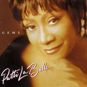 Album  Cover Patti Labelle - Gems on MCA Records from 1994