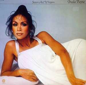 Front Cover Album Freda Payne - Stares And Whispers
