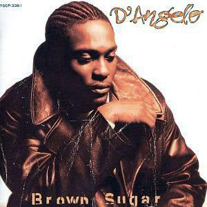 Album  Cover D' Angelo - Brown Sugar on EMI Records from 1995