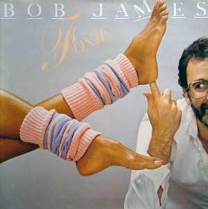 Album  Cover Bob James - Foxie on COLUMBIA Records from 1983