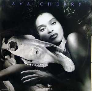 Album  Cover Ava Cherry - Picture Me on CAPITOL Records from 1987