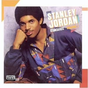 Album  Cover Stanley Jordan - Standards on  Records from 1986