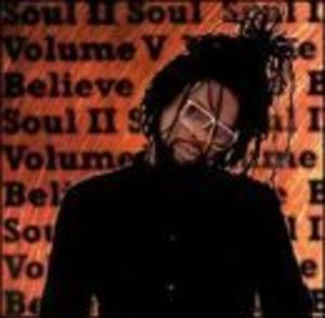 Album  Cover Soul Ii Soul - Vol. V: Believe on VIRGIN Records from 1995