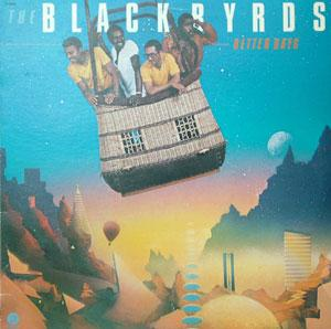 Album  Cover The Blackbyrds - Better Days on FANTASY Records from 1980