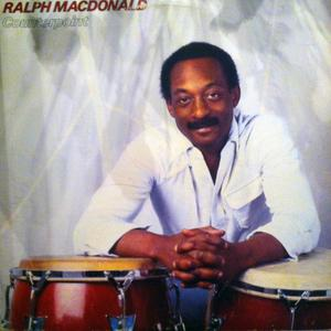 Album  Cover Ralph Macdonald - Counterpoint on MARLIN Records from 1979