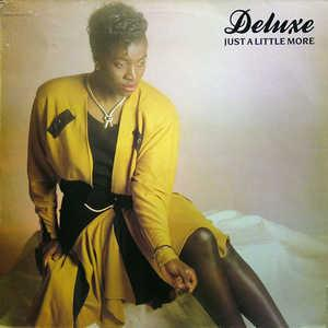 Front Cover Album Delores 'deluxe' Springer - Just A Little More