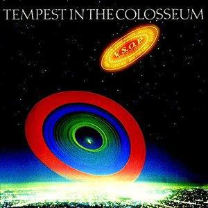 Front Cover Album Herbie Hancock - Tempest In The Colosseum