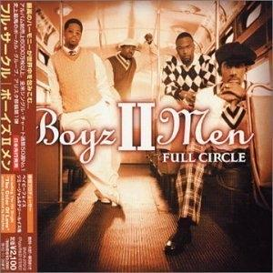 Album  Cover Boyz Ii Men - Full Circle on ARISTA Records from 2002