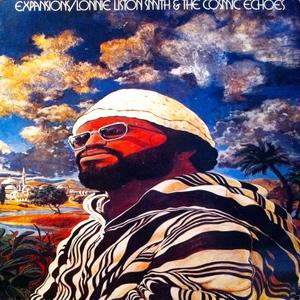 Album  Cover Lonnie Liston Smith - Expansions on FLYING Records from 1974
