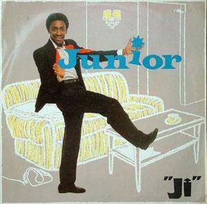 Album  Cover Junior - Ji on MERCURY Records from 1982