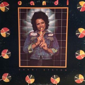 Album  Cover Candi Staton - Candi on FAME Records from 1974