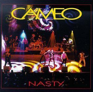 Album  Cover Cameo - Nasty on INTERSOUND Records from 1996