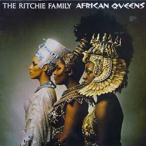 Album  Cover The Ritchie Family - African Queens on MARLIN Records from 1976